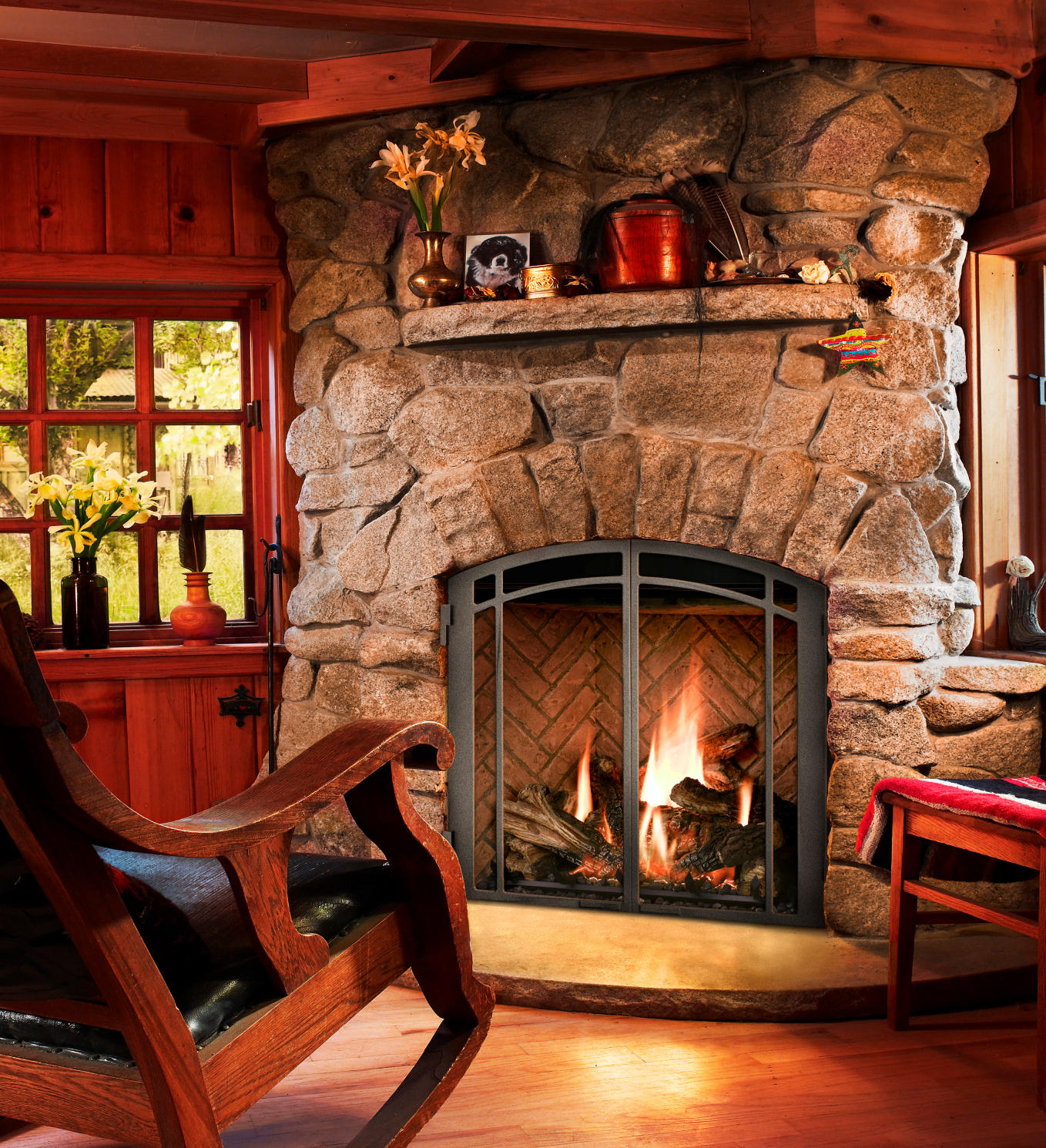 fireplace safety for bend oregon homes