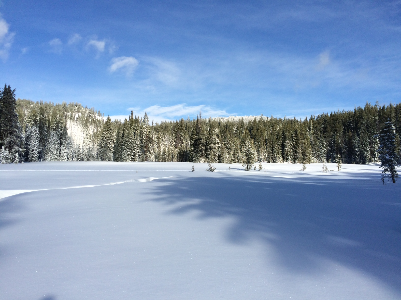 todd-lake-bend-oregon-winter